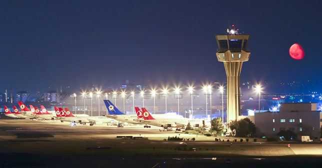 OUR PROJECTS AT AIRPORTS