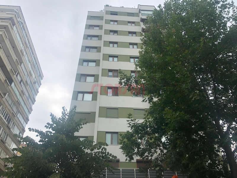 Ayşeçavuş Suadiye Nazmibey Apartmanı Projemiz